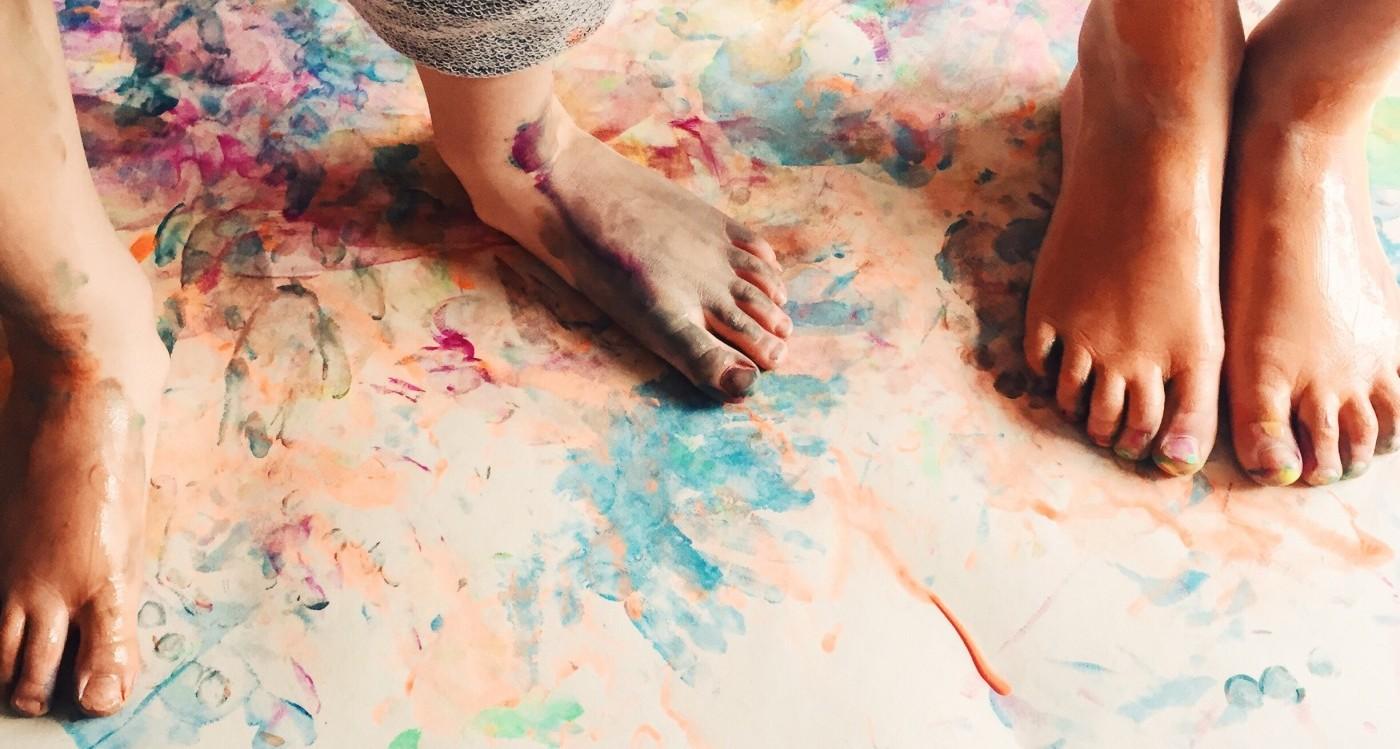 Laat bij mij jouw footprint achter